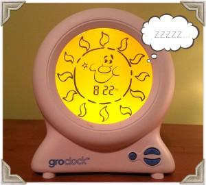 l horloge gro clock la machine dodo le blogue de. Black Bedroom Furniture Sets. Home Design Ideas