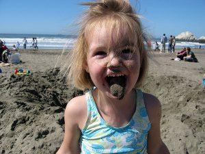 eating-sand