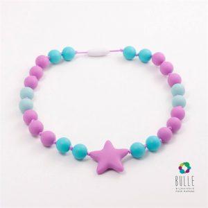 Collier bulle enfant + bracelet