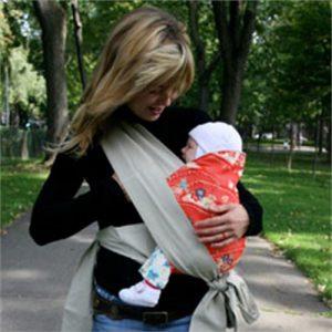 Moa Pô - portage bébé