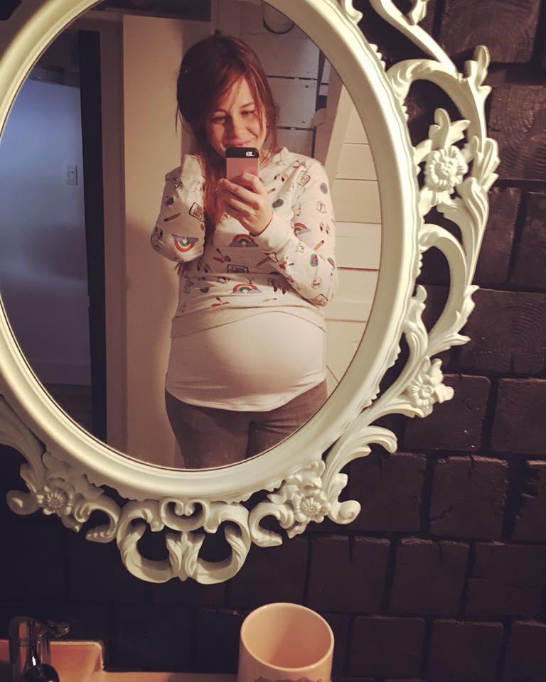 grossesse et perte de sang